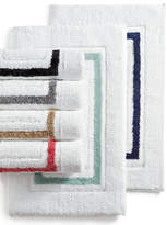 Kassatex CLOSEOUT! Framed Stripe Bath Rug Collection