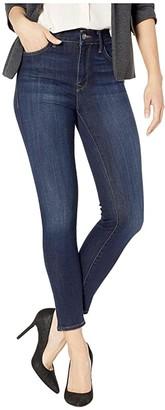 Mavi Jeans Tess High-Rise Super Skinny in Deep Supersoft (Deep Supersoft) Women's Jeans