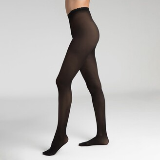 Dim Body Touch 40 Denier Opaque Seamless Tights, Made in France
