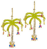 Rosantica Honolulu Palm Tree Earrings