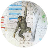 One Kings Lane Vintage Monkey Plate