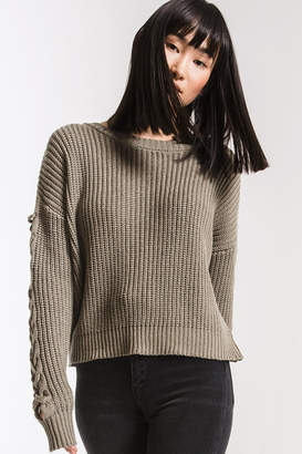 Rag Poets Park Slope Sweater Vetiver