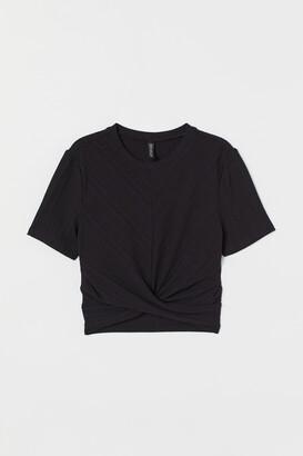 H&M Short Top