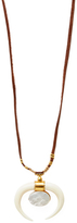 Chan Luu Buffalo Choker Necklace