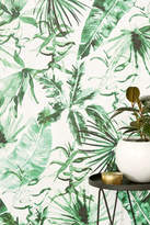 Urban Outfitters Expressive Palms Removable Wallpaper