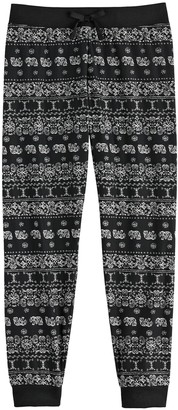 Mudd Girls' 7-16 Printed Joggers