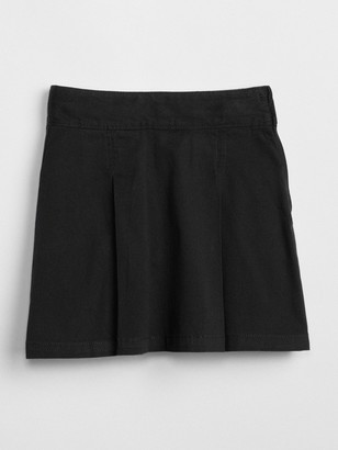 Gap Kids Uniform Essential Skort in Stretch Twill
