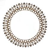 John Lewis Winter Palace Sparkly Glass Coaster