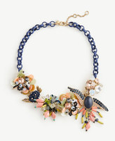 Ann Taylor Bird Statement Necklace