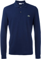 Lacoste longsleeved polo shirt - men - Cotton - 2