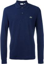 Lacoste longsleeved polo shirt - men - Cotton - 2