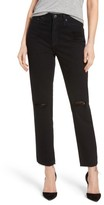 AG Jeans Women's Phoebe High Rise Straight Leg Jeans