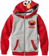 Puma Sesame Street® Zip Up Sweatshirt