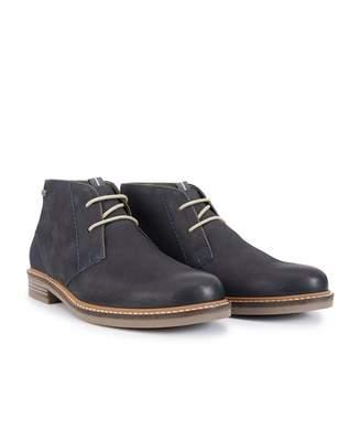 Barbour Readhead Chukka Boots Colour: NAVY, Size: UK 6
