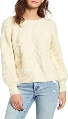 ALL IN FAVOR Shaker Sweater