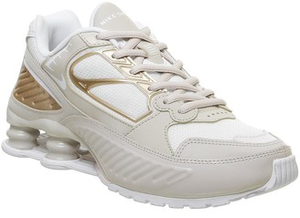 Nike Enigma Trainers Desert Sand White Summit White Light Soft Pink