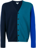 Kenzo v-neck cardigan - men - Cotton/Cashmere/Wool - S
