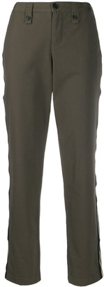 Zadig & Voltaire Pomelo rip stop trousers