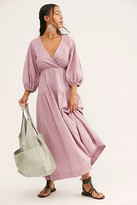 The Endless Summer Like Air Midi Dress by at Free People
