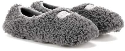 UGG Birche fur slippers