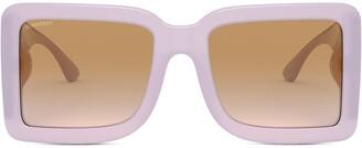 Burberry Eyewear Square Sunglasses