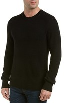 Rag & Bone Kaden Crewneck Cashmere Sweater.