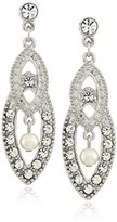 1928 Bridal Amore Interwoven Bridal Earrings