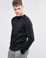 Jack & Jones Premium Slim Raglan Knit