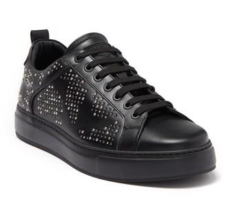 MCM Camo Stud Sneaker