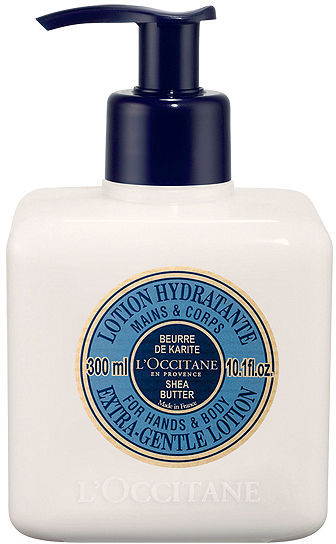 L'Occitane Extra-Gentle Lotion for Hands & Body 10.1 fl oz (300 ml)