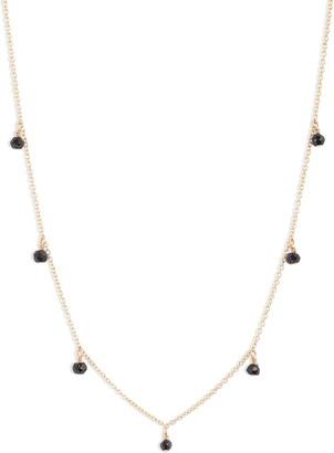 Set & Stones James Shaker Station Necklace