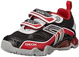 Geox J Light Eclipse 2BO1 Sneaker (Toddler/Little Kid/Big Kid)