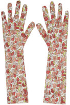 Collina Strada Multicolor Charlie Engman Edition Strawberry Shortcake Gloves