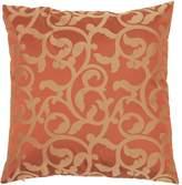 Artisan Weaver Decor 140 Charleston Jacquard Decorative Pillow - 18'' x 18''