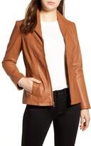 Cole Haan Signature Lambskin Leather Jacket