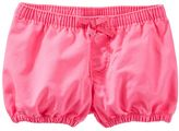 Osh Kosh Baby Girl Twill Bubble Shorts