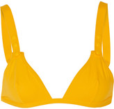 Eres Fruity Triangle Bikini Top - Yellow