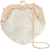 Monsoon Ornate Heart Frame Bag