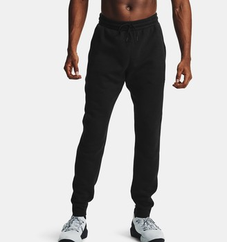 Under Armour Men's Project Rock Charged Cotton Fleece Pants