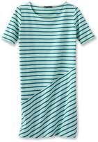 Petit Bateau Womens sailor striped dress