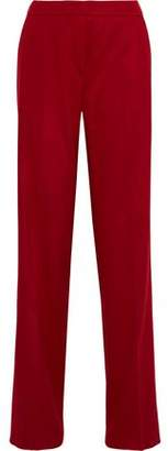 Max Mara Camel Hair Straight-leg Pants