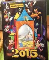 Disney Walt World 2015 Character Photo Album Holds 300 Photos