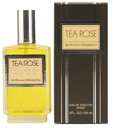 Tea Rose Eau De Toilette Spray for Women