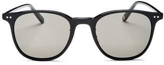 Garrett Leight Men's Beach Square Sunglasses, 49mm