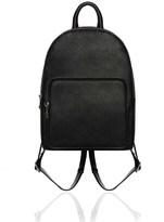 Glamorous Cross Hatch Mini Backpack