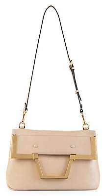 Fendi Women's Small Leather Top Handle Bag
