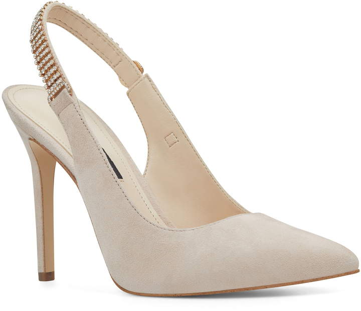 c054dedf0e Nine West Slingback Pumps - ShopStyle