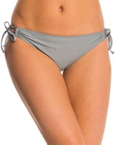 Splendid Basic Solid Tie Side Bikini Bottom 8120995