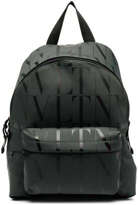 Valentino VLTN print backpack