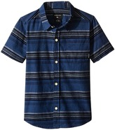 Quiksilver Script Shirt (Toddler/Little Kids)